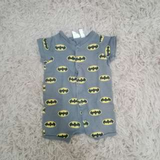 H&M rompers batman