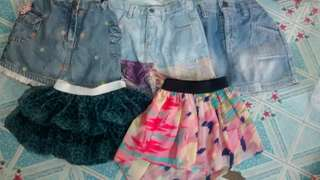 Skirt Bundles For Kids