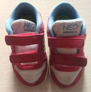 Pre 💕 : Adidas kids Shoes
