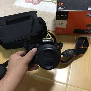 *PRICE REDUCE* DSLR Sony Alpha A37