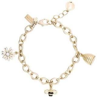Kate Spade Oops A Daisy Charm Bracelet