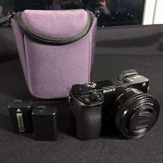 Sony a6000 w/ 16-50mm Kit
