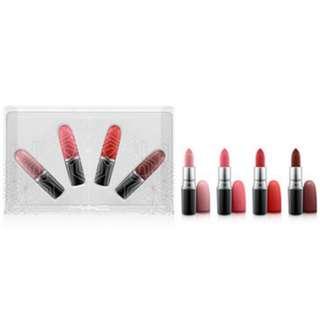Mac snowball limited edition lipstick