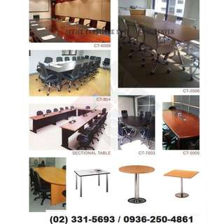 Conference Desk**Chairs ( Office Furniture )