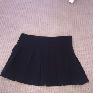 Zara tennis skirt