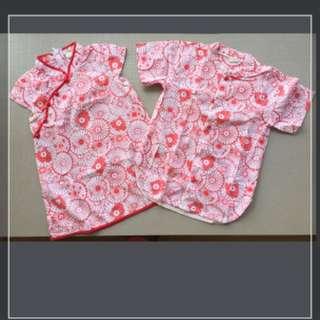 CNY Cheongsam & Boy's Shirt