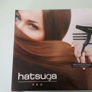 Hatsuga pro hairdryer