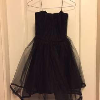70% OFF: Alice + Olivia Landi Strapless Tulle Dress