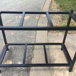 4 by 2 ft fish tank stand