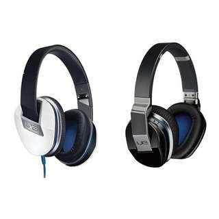 Logitech UE 6000 Ultimate Ears 羅技耳機 黑色/白色