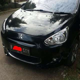 Mitsubishi Mirage Exceed th 2012