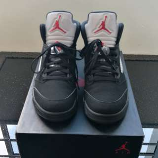 Air Jordan 5 / OG / Metallic / 2016