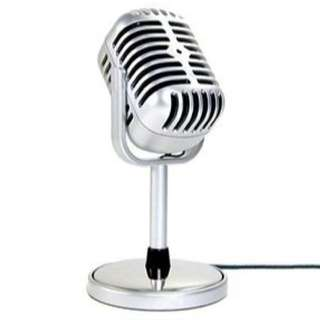 Retro Vintage Microphone