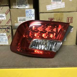 Camry 2017 Tail Lamp