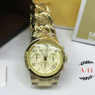 Authentic and Pawnable MK watch