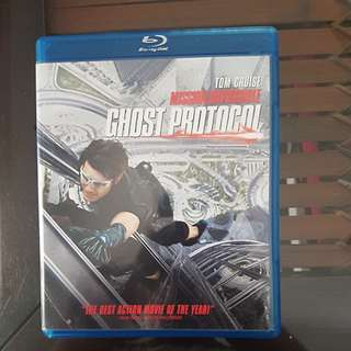 Mission:Impossible Ghosy Protocol