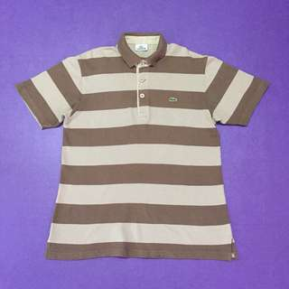 Lacoste Polo Shirt (Good Condition) Authentic