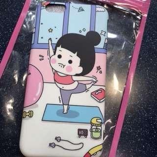 iphone 6/6s 電話殼 phone case (100%全新)