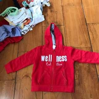 Sweater zara original for baby