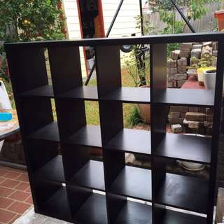 KALLAX cube shelving unit