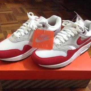 Air Max 1 Anniversary Red