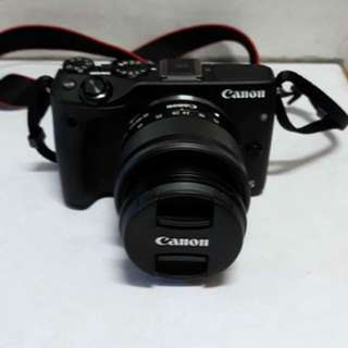 Selling Preloved Canon Eos M3 Camera