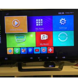 T95 M 4K TV BOX
