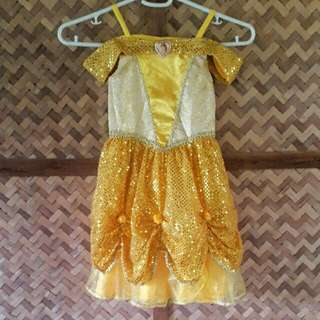 Belle Costume (Beauty And The Beast) FREE MANILA SF