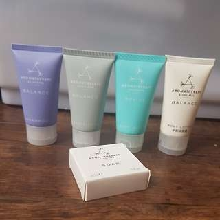 Take All 50rb - Imported Brand - Aromatherapy Associates London