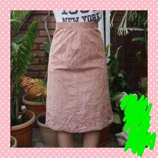 Rok Vintage Suede Pink