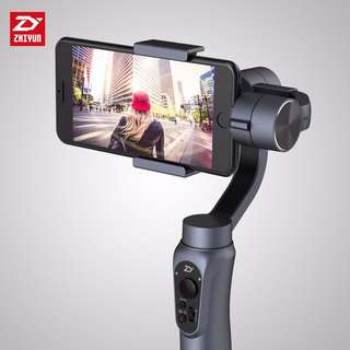 Zhiyun SMOOTH Q ORIGINAL 3-Axis Handheld Gimbal Stabilizer for Smartphone READY STOCK