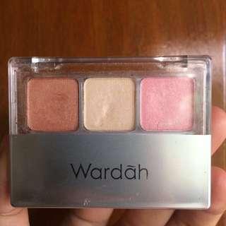 Eyeshadow Wardah seri I
