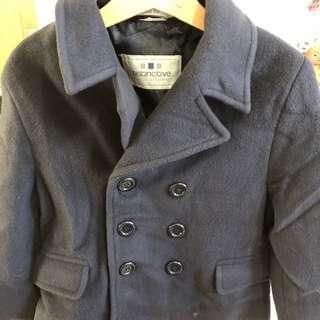 Girl winter coat short 3-4 yrs