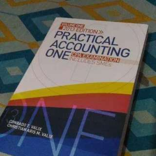 Practical Accounting by Valix Vol. 1 (2013)