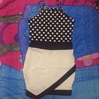 ✨ Halter top & skirt