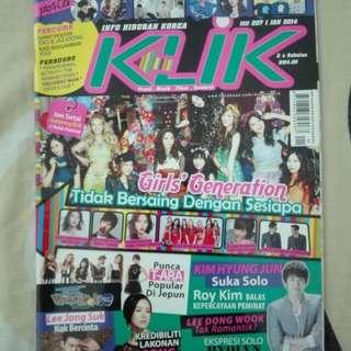 Epop Malay / Klik