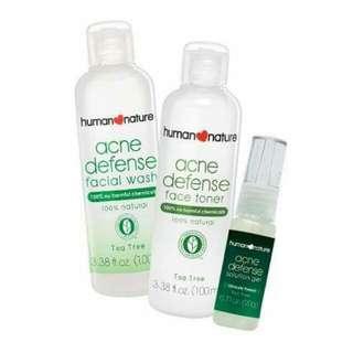 Acne Defense Set