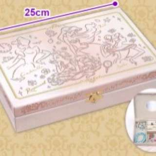 Disney Princess Premium Embossed Jewellery Case