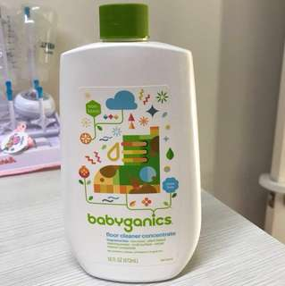 <TO TRADE> Babyganics Floor Concentrated Cleanser