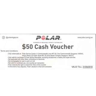 Polar 50$ Voucher