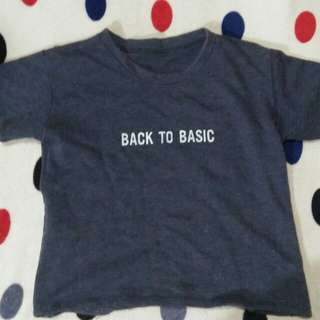 Back to Basic top