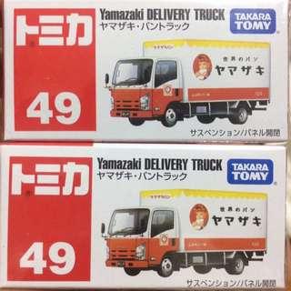 Tomica Yamazaki Truck