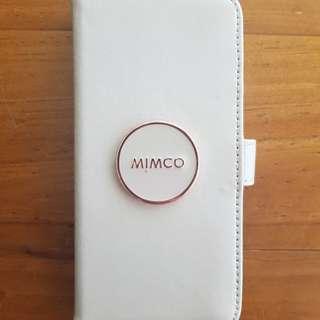 Mimco Flip Case for Samsung Galaxy S8