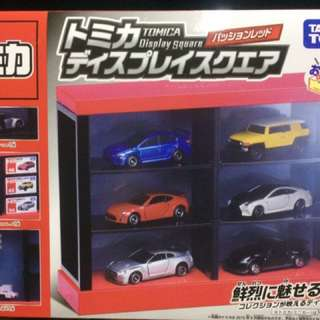 Tomica Display Case