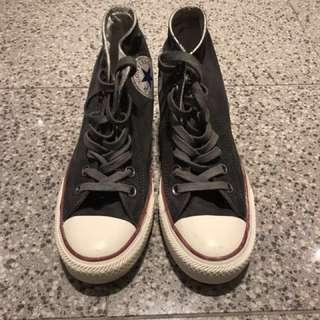 Converse High Heel Sneakers