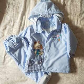 🚚 2歲童 冬外套+褲子