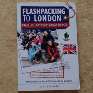 Flashpacker London