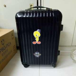 4 Wheels Luggage Size H 21inch W 14inch