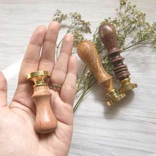 Special Wooden Wax Seal Handle