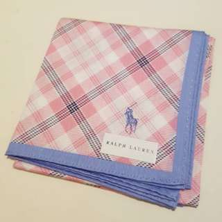 NEW ralph lauren handkerchief from japan